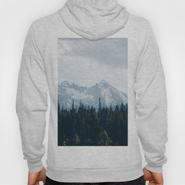 Canadian Mountains -Banff, Alberta Hoody