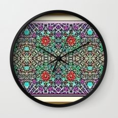 Another English Garden Wall Clock