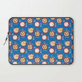 Weekends are for Waffles Laptop Sleeve
