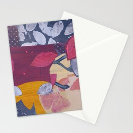Autumn Dance III Stationery Cards