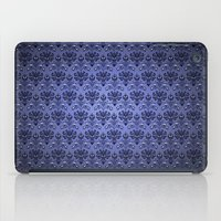 haunted mansion iPad Cases featuring Beauty Haunted Mansion Wallpaper Stretching Room by ThreeBoys