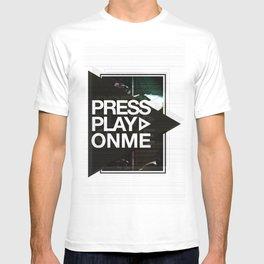 Pressplayonme #2  T-shirt