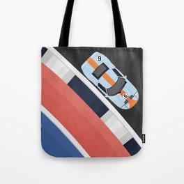 GT Racing  Tote Bag