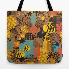 The bee. Tote Bag