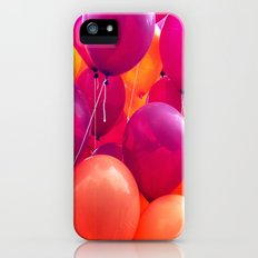 3.2 Hokie Balloons  Slim Case iPhone (5, 5s)