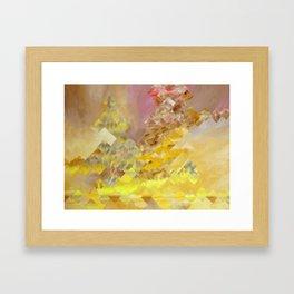 Ocean's View Framed Art Print