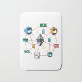 Ethereum Transactions Bath Mat
