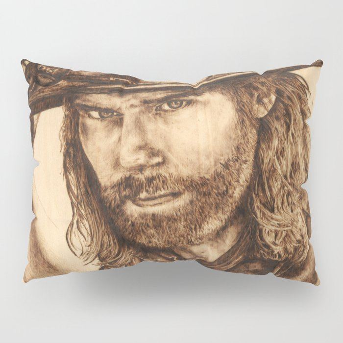 Hell on Wheels Inspired, Mr. Bohannon Pillow Sham