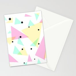 i have no idea of what i'm doing Stationery Cards