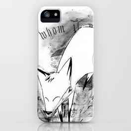 minima - deco fox iPhone Case
