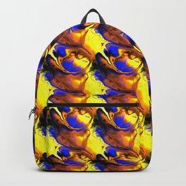 Fireabstractart Backpack