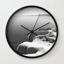 Highlight ice Wall Clock