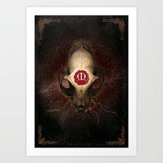 Poster Maldoror Art Print