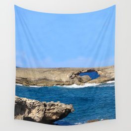 Ocean's Eye Wall Tapestry