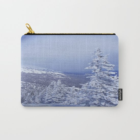 Winter day 27 Carry-All Pouch