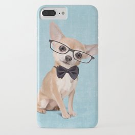 Mr. Chihuahua iPhone Case