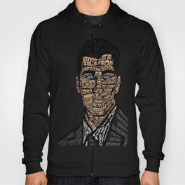 Typographic Sterling Archer Hoody