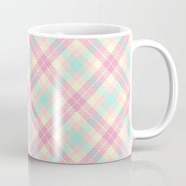 Spring Plaid 7 Coffee Mug
