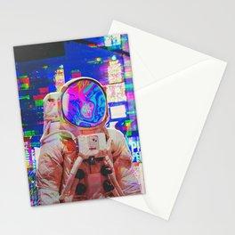 Overstimulation Stationery Cards