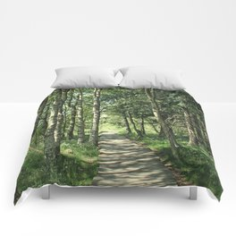 walk in the bog Comforters