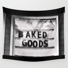 Baked Goods Wall Tapestry