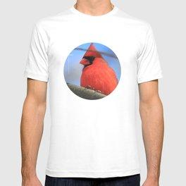 The Cardinal Portrait T-shirt