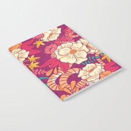 Jungle Pattern 002 Notebook