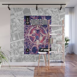 Quantum Tales 1st Issue Wall Mural