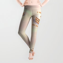 Desserts - Carrot cake cannot CAKE my eyes off you Leggings