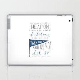 Redeeming Love Laptop & iPad Skin