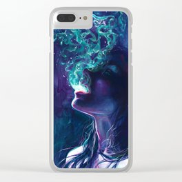 The Ghostmaker Clear iPhone Case