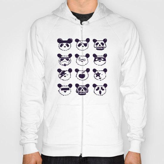 Pop Panda Tee Hoody