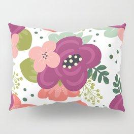 Blooming Florals Pillow Sham