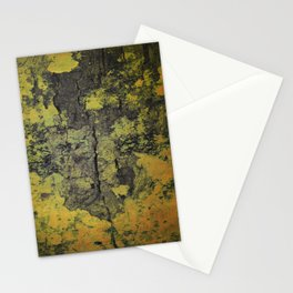 Rugged bark texture Stationery Cards