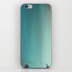 Under glitch sea  iPhone & iPod Skin