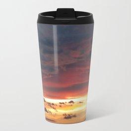 Desert sunrise Travel Mug