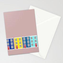 Jellybean Row Stationery Cards