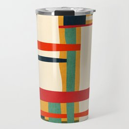 Variation of a theme Travel Mug