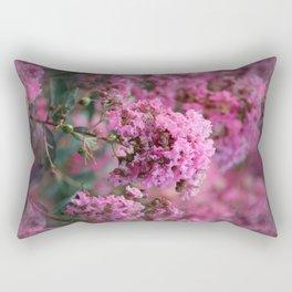Playful Hot Pinks Rectangular Pillow