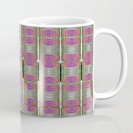 Digital Printed Yarn Textures Coffee Mug
