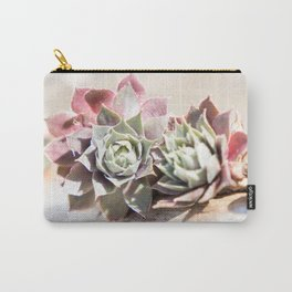 Succulents in the Sunlight Carry-All Pouch