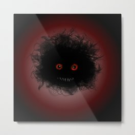 Lil monster Metal Print