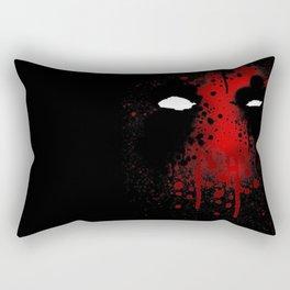Pool Of Dead Rectangular Pillow