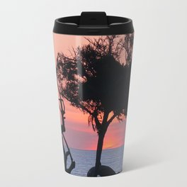Beautiful California Sunset by Aloha Kea Photography Travel Mug