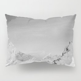 Snowy Isolation Pillow Sham