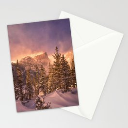 Dream Lake - Rocky Mountain National Park Stationery Cards