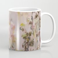 nursery Mugs featuring Flora painting/Nursery by Erin Zhao