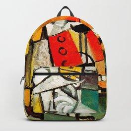 Kazimir Malevich The Guardsman Backpack
