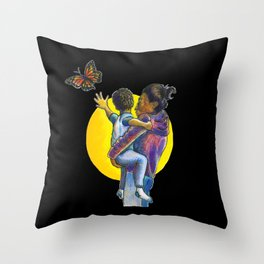 Adelante Throw Pillow