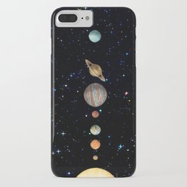 Planetary Solar System iPhone Case